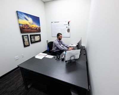Private Office for 2 at Common Desk - Ft. Worth