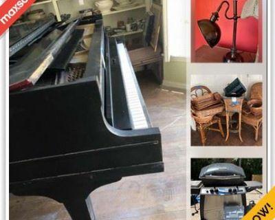 Santa Monica Estate Sale Online Auction - 23rd Street