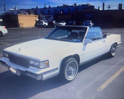 1988 Cadillac Deville Custom Built Convertible