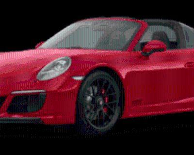 2018 Porsche 911 Targa 4 GTS