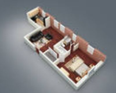 Brookmore Apartments - One Bedroom Alt.