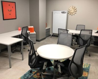 Private Office for 6 at SPACES Colorado Arista