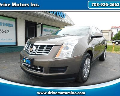 Used 2014 Cadillac SRX Luxury Collection FWD