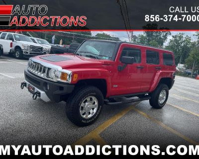 Used 2009 HUMMER H3 4WD 4dr SUV Luxury