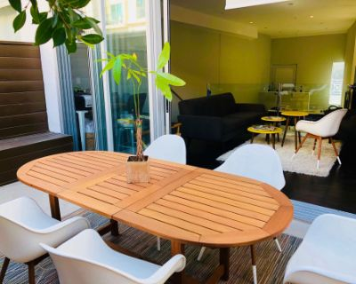 Private Offices, Meeting Space & Rooftop Lounge in 4-story WeHo Duplex, Los Angeles, CA