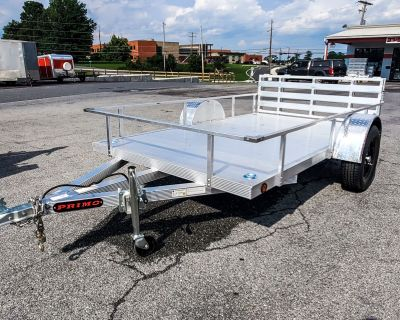 2022 Primo 72x10 Single Axle Utility Trailer - Utility Harrisburg, PA