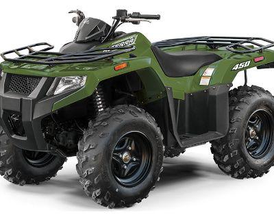 2021 Arctic Cat Alterra 450 ATV Utility Chico, CA