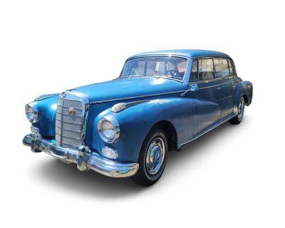 1958 Mercedes-Benz 300