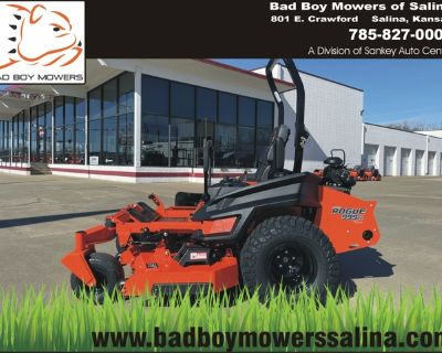 Brand New Bad Boy Rogue 61 Mower (#7208)