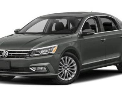 2018 Volkswagen Passat 2.0T SE
