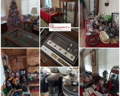 Great Estate Sale by Grasons of Stanislaus in Modesto CA!