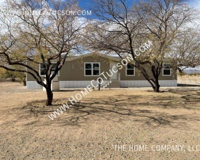 11578 S Nogales Highway- New manufactured home with private fenced yard on large lot- SECTION 8 ACCEPTED