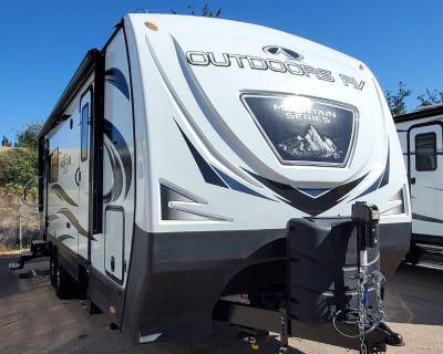 2020 Outdoors RV Timber Ridge 24RKS
