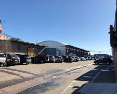 2,431 sq. ft. Retail space in The Yard on Santa Fe For Lease