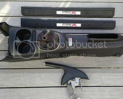 FS: DC5 Type R Interior & Exterior Parts (Console/Ebrake/Taillights & More) -UPDATED!