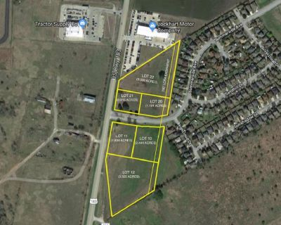 6 Commercial Lots on US Hwy 183