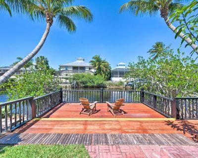 NEW! Colorful Home w/ Ocean Access, 5 Mi to Beach! - Bonita Springs