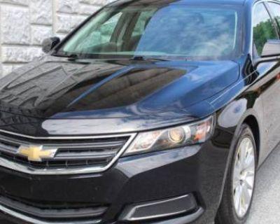 2016 Chevrolet Impala LS