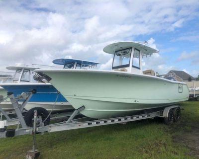 2017 Sea Hunt Gamefish 27 w/Coffin Box Twin F250's