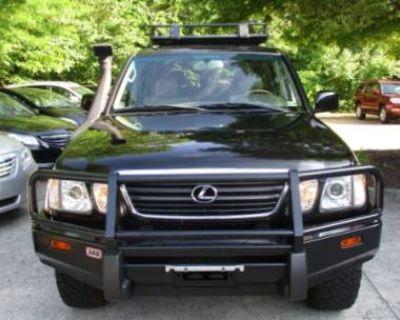 2000 Lexus LX LX 470