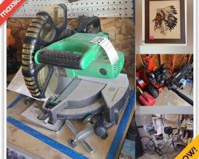 MORRISON Estate Sale Online Auction - S TABOR ST