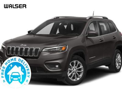 Pre-Owned 2019 Jeep Cherokee LIMITED 4X4 3.2L