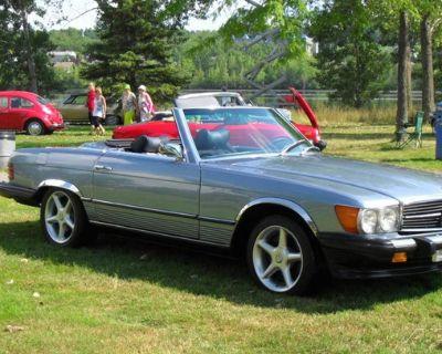 1976 Mercedes-Benz 450SL 450 SL