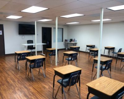 Very Roomy Downtown Classroom Suite, Los Angeles, CA