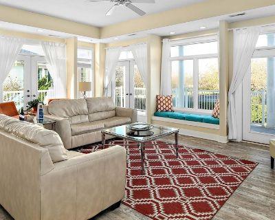 AMAZING Large 5 Bedroom Ocean Block Condo Key Largo Bld. - Midtown Ocean City