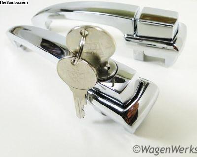 Door Handle - Bug 1960 to 1964 - Set