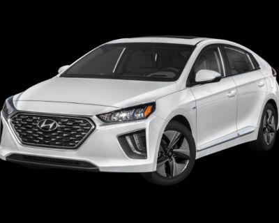 New 2021 Hyundai Ioniq Hybrid Limited FWD Hatchback