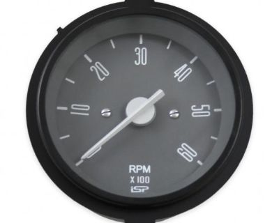 New Baywindow Tachometer Grey Face - 1973-'74