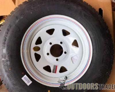 FS 4 new wheeis/tires