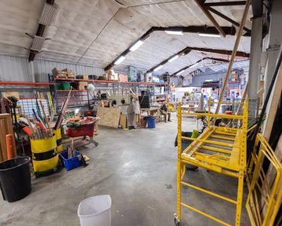 Fabrication Shop, Atlanta, GA