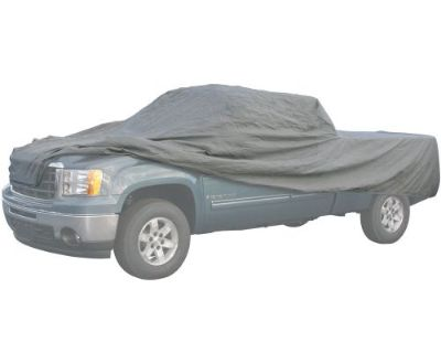 """Full-size 18' 9"""" Short Bed Pickup Truck Standard Cab Storage Cover 65181"""