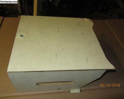 vanagon westfalia rear heater cover