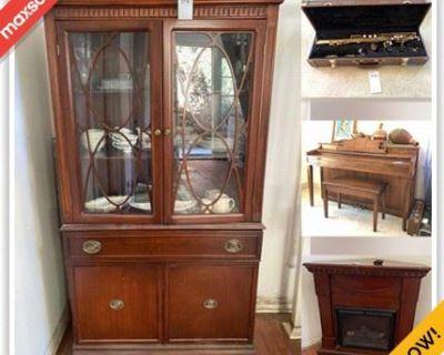 Altadena Estate Sale Online Auction - W Palm Street