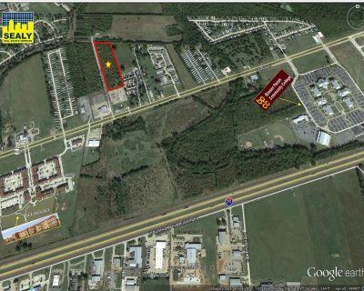 8.6 Acres near Bossier Parish Community College