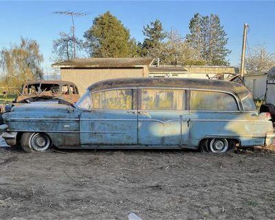 1956 Cadillac Hearse