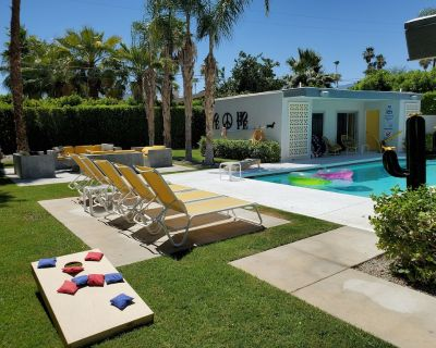 """21 PALMS - Formerly Known as """" Danish Modern House"""" - Palm Desert"""