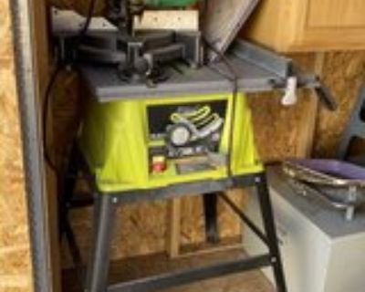 Kobi table saw