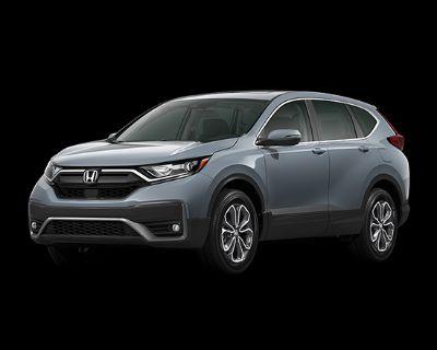 New 2021 Honda CR-V EX