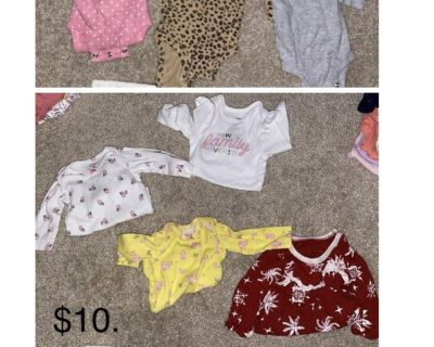 Nice CLOTHING (ladies, baby) MAKE OFFERS
