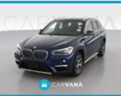 2019 BMW X1 Blue, 6K miles