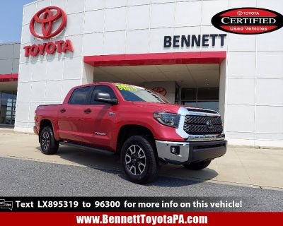 Certified Pre-Owned 2020 Toyota Tundra 4WD SR5 4WD