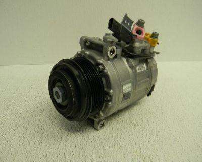 14 15 Mercedes S550 S63 Amg S Class Ac Compressor Oem 0008306500 W222