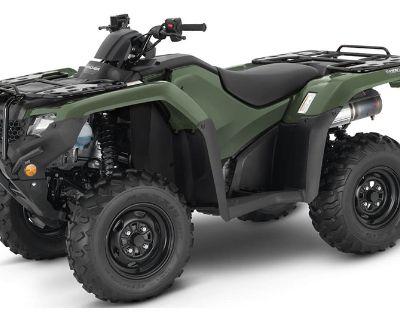 2022 Honda FourTrax Rancher 4x4 Automatic DCT IRS ATV Utility Leland, MS