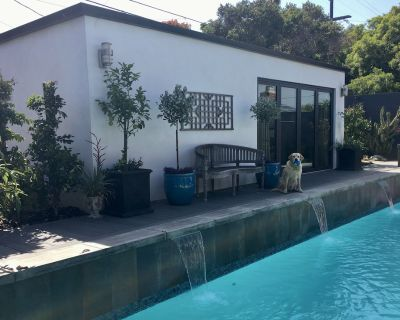 Newly Renovated Guest House and Pool just 3 blocks to the beach. - Playa Del Rey