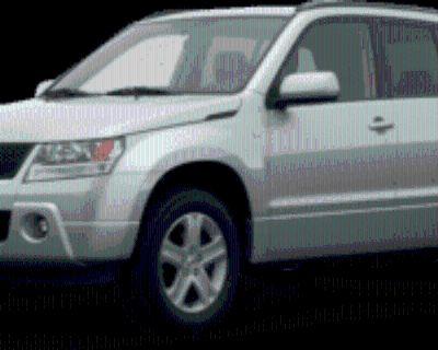 2007 Suzuki Grand Vitara 4WD 4dr AT Luxury