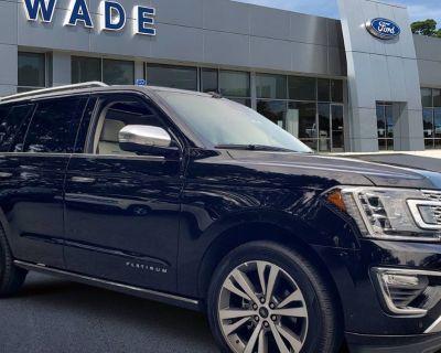 2020 Ford Expedition Platinum